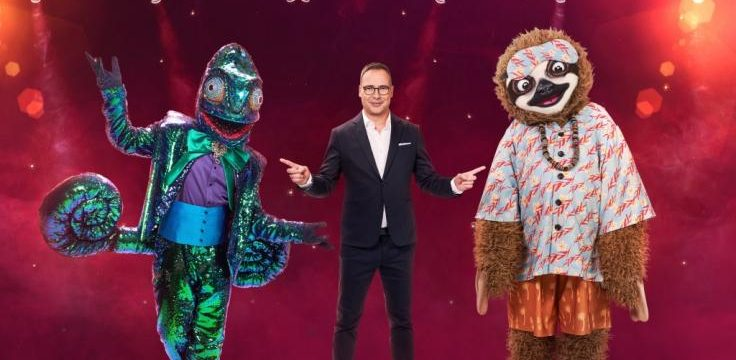 The Masked Singer Faultier